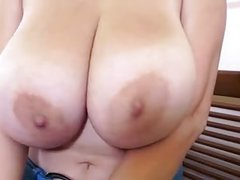 HUGE NATURAL MONSTER BOOBS LUNA AMOR