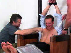 Boy boy cum feet gay xxx Gordon Bound & Tickle d
