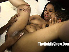 thickred phats booty ebony fucked by bbc