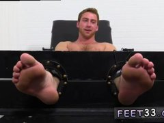 Gay foot kissing and nude shaved male legs
