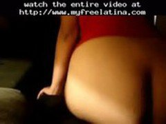 Big Latin Booty Ride  latina cumshots latin swallow brazilian mexican spanish