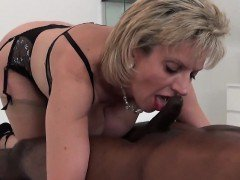 Unfaithful english milf gill ellis reveals her monster tits