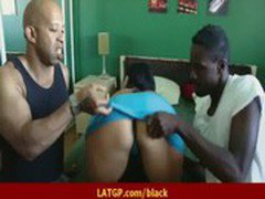 Big black cock Interracial MILF porn video 29