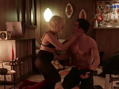 Malin Akerman, Kate Micucci Topless 3-Sum  HD 720p