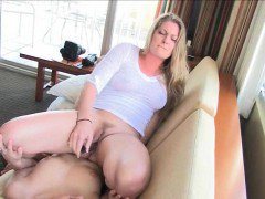 Nicole and Veronica I sex mature blonde glass toy pussy