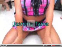 Jasmine Tame Gang Bang Blow