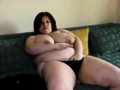 Fruity bbw friend showing her huge Concetta from dates25com