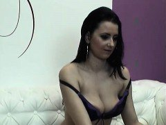 Big-chested romanian cam girl that is