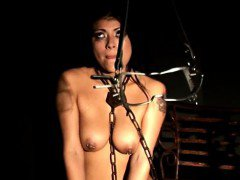 House of taboo and extremely attractive bdsm action