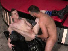 Hot sex boy gay korea xxx Aiden Woods is on his back and scr