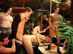 Group emo boy bondage and gay old guys group sex gangsta par