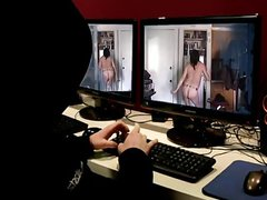 Anonymous webcam hacks - embarrassing nudes by Mark Heffron