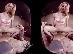 SexLikeReal-Big Dick Small Chicks VR180 60 FPS