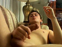 Hot male brazilian hunk gay porn One smoke after another, Lo