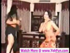 hot desi two girls nude mujra