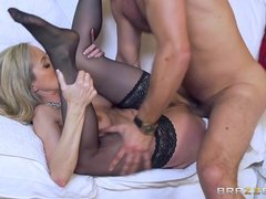Brazzers - Brandi Love - Milfs Like It Big CUM