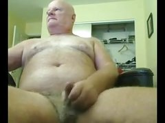 Old cum on cam 11