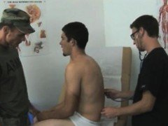 Medical exam gay hidden cam xxx I began out with the basic e