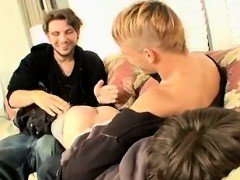 Gay boy sex handjob red tube Skater Spank Wars Get Feisty!
