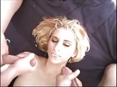 beautiful blonde facial 102