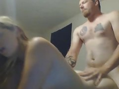 Horny Couple Enjoys An Passionate Sex