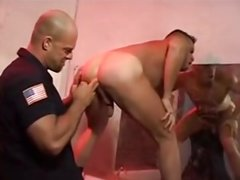 Classic porn star sucks monster cock then is fucked