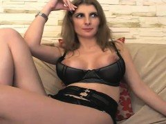 Large breasts milf hot talk