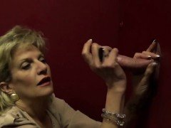 Unfaithful english milf lady sonia exposes her heavy jugs