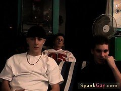 Spanking scotland boy photo gay xxx Kelly Beats The Down Har
