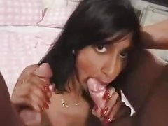 Indian Babe Gets Picked Up And Fucked