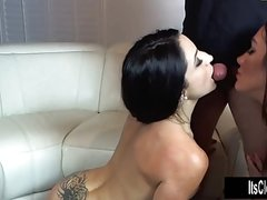 Big Tit Coed Cleo Cum Swapping 3Way