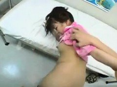 Dazzling Oriental girl with a perfect ass takes a big dick