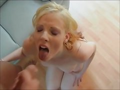 beautiful blonde facial 106