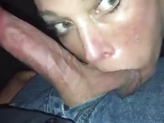 Hot Mom Sucking my dick