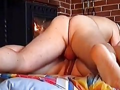 Danish wife fucks her friend while husband's away
