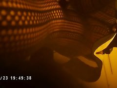 MILF Stockings at Grocery Store 1