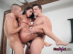 Rich Hoe Adriana Chechik Gets Fucked By Her Bodyguards