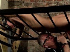 Mobile gay bondage videos free download Draining A Slave Boy