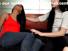 Asian Perfect Soles Foot Worship Lesbian