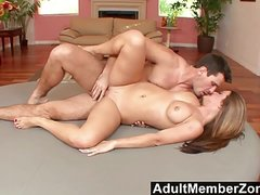 Adultmemberzone - The judo teacher also gives her great fuck