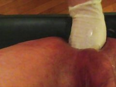 Sissy Slut fisted by her Mistress