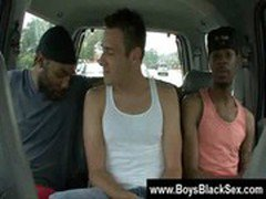 Gay Porno - Black Boys Taking It Hardcore 14