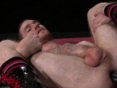 Black gay fisted in first time Seamus O'Reilly waits - ass u