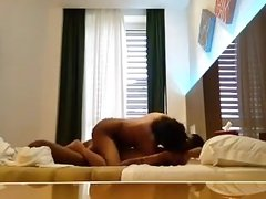 Hot desi couple in hotel sex hungry