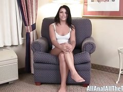 Adriana Chechik Takes Deep Anal for All Anal All The Time!
