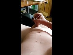 Slow Motion Cum Shot