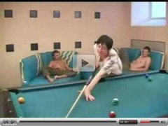 Older women fucked on pool table!
