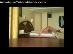 Video porno colombiano casero