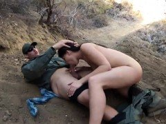Big ass and tits getting fucked hard xxx Mexican border patr