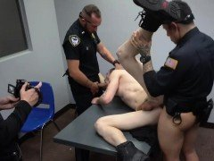 Police hunk gay sexy photos Two daddies are better than one